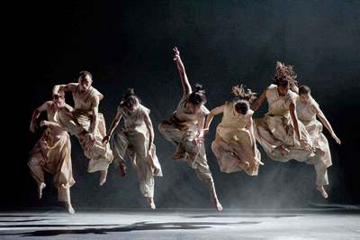 Akram Khan Vertical Road