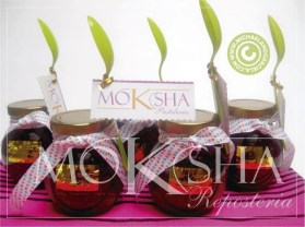 Jams and Jellies by Moksha