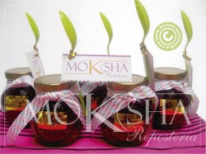 Jams and Jellies by Moksha