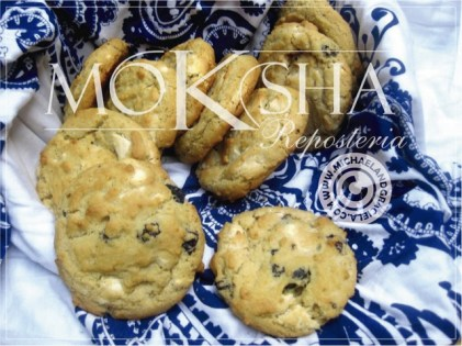 Cookies that melt in your mouth