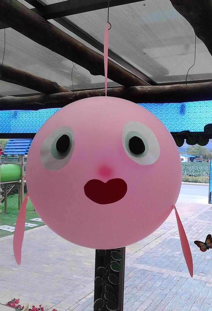 Fish baloon photo of week
