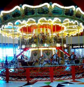 CC Fontanar Carousel