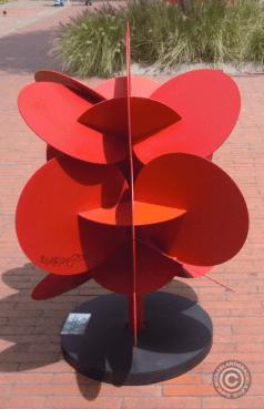 Geometria Snagrada Flor del la Vida by Mauricio Arango