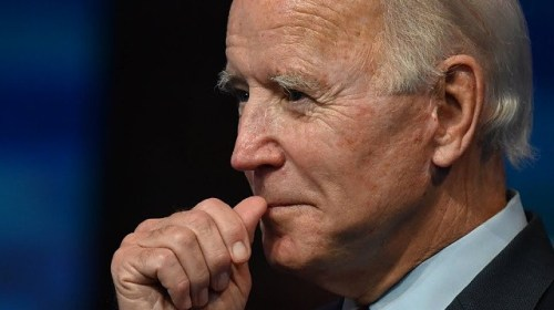 Biden: Hope and Expect Trump Migrant Facility We're Using Won't Be Open 'Very Long,' It's 'Much Different' from Kids in Cages