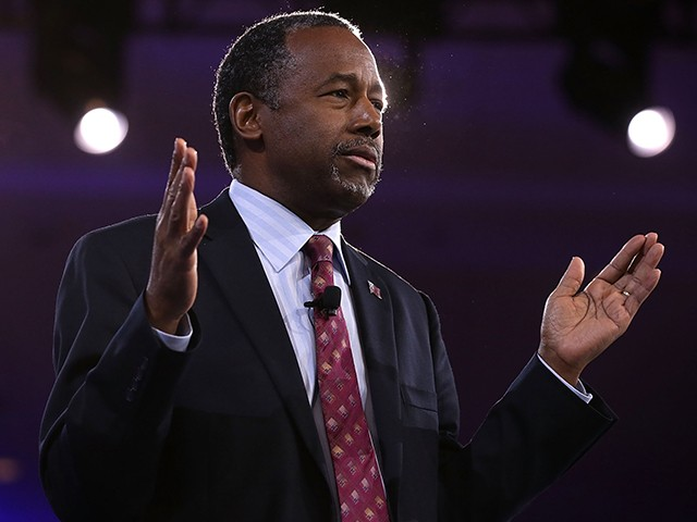 Exclusive — Ben Carson: 'Child Abuse' to Prey on Children's Curiosity with Transgender Ideology
