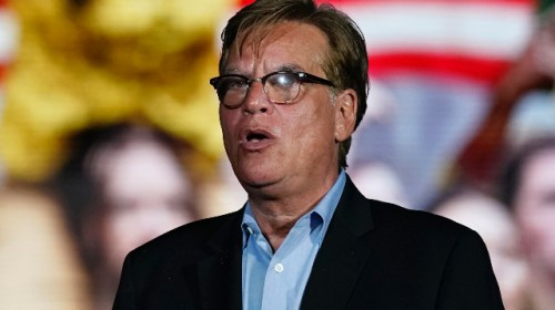 Golden Globes: Aaron Sorkin Quotes Leftist Rioter Abbie Hoffman While Condemning Capitol Hill Riots