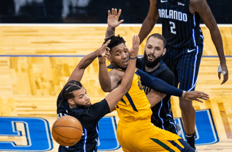 Magic can't corral Jazz's well-rounded attack, fall 124-109