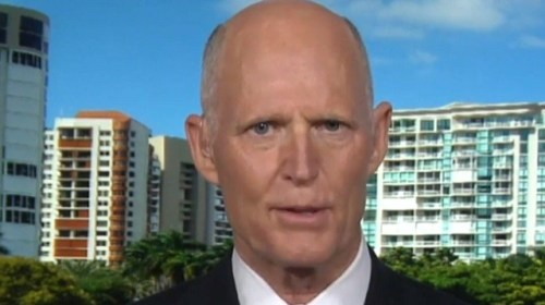Rick Scott: Biden Won't Open Schools, Brags about Open Schools in Migrant Centers