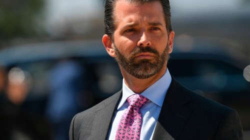 Watch: Donald Trump Jr. Slams Hollywood's Ties To Chinese Communist Party