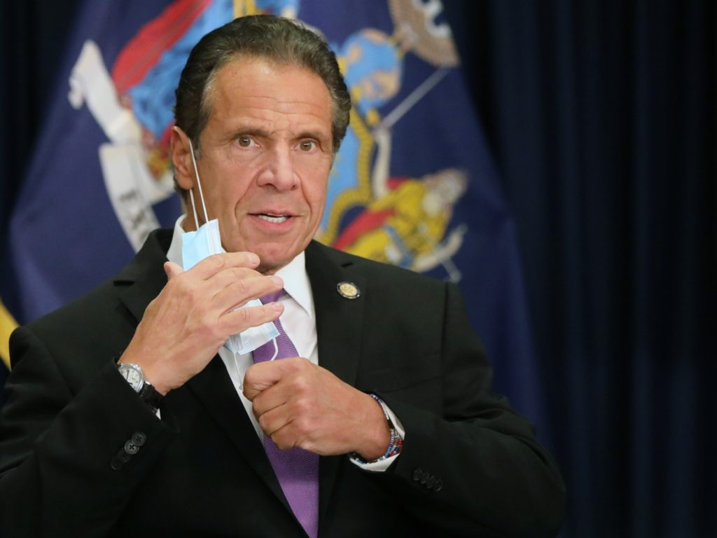 Andrew Cuomo 'Truly Sorry' if Words, Actions Were 'Misinterpreted'