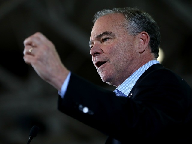 Kaine: I Won't Elevate 'Arcane' Filibuster over Keeping Campaign Promises