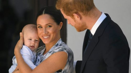 Meghan Markle Claims Royal Palace Had 'Concerns' About How Dark Her Son's Skin Might Be