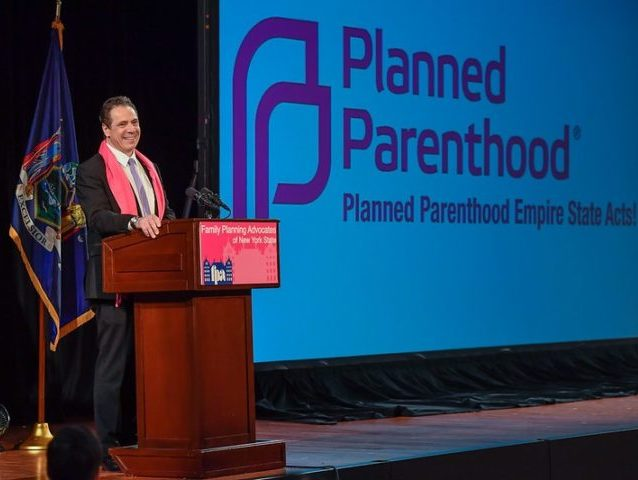 Planned Parenthood Promotes 'Investigation' into Sexual Harassment Allegations Against Andrew Cuomo