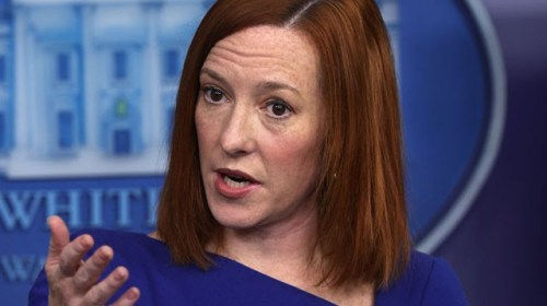 Psaki: It's a 'Positive' Manchin Open to Using Reconciliation More
