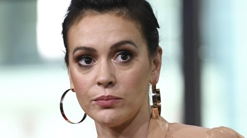 Alyssa Milano: 'Police Exist to Uphold White Supremacy'