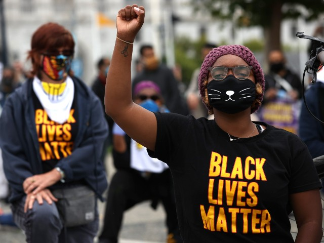 BLM Organization: 'Communities Terrorized at Greater Rate' Under Joe Biden than Donald Trump
