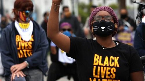 BLM Organization: 'Communities Terrorized at Greater Rate' Under Joe Biden than Donald Trump