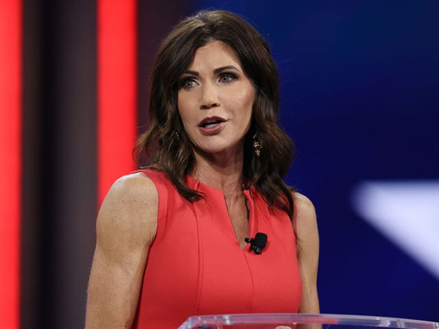 Noem: We're Not Accepting Settlement of Illegal Immigrants in S.D.