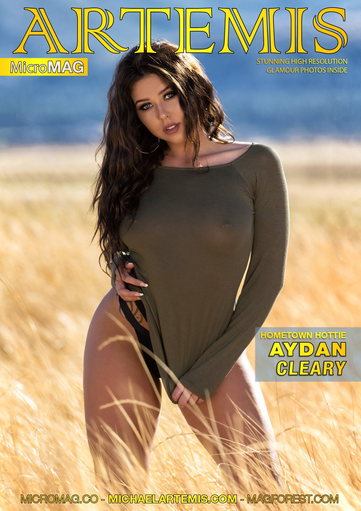 Gorgeous Girl in the Mountains - Featuring Aydan