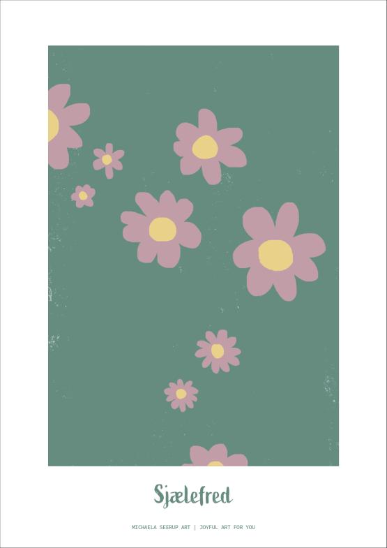 Green blomstrende sjælefred