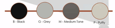 osp metal colors