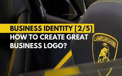 Business Identity – How to create great business logo?