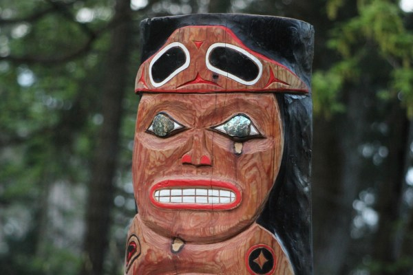The Chief - Totem Pole