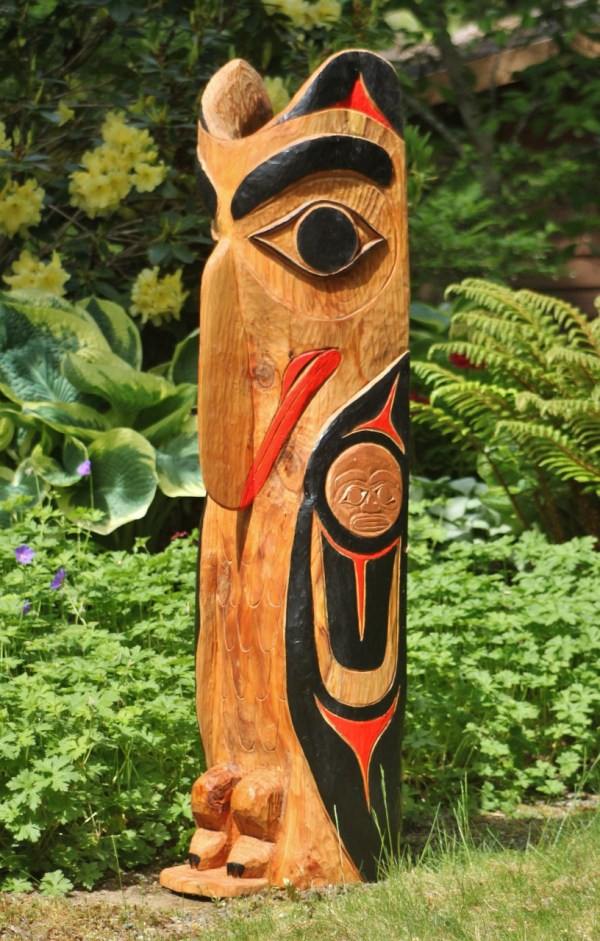 Guardian - Totem Pole