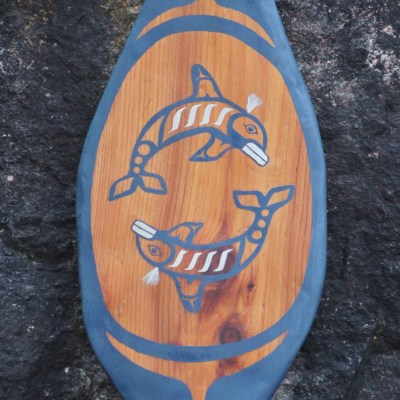 Dolphin - Paddle