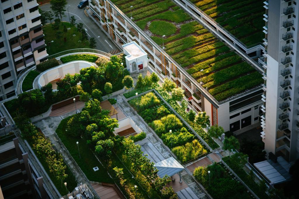 Urbant landbrug