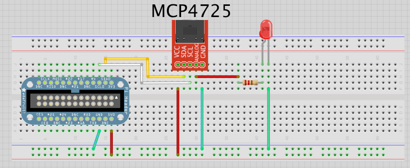Raspberry Pi and the Adafruit I2C Library - Gears of Resistance
