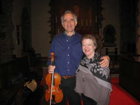 Forest Hills Church Concert Jan 2012 with Isabelle Smith