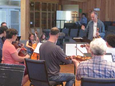 Greenwood Music Camp Raga for Orch June 24 2012 3