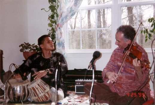 Michael and Shivalik Ghosal 1998