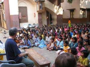 Pondicherry India for Girls School