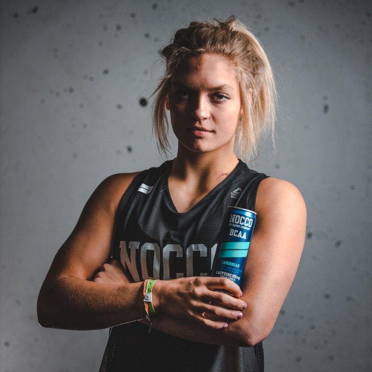 Will Haley Adams become the CrossFit Games 2021 fittest on Earth?