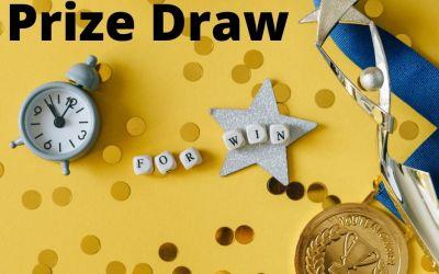 Bringing Back the Member Prize Draw