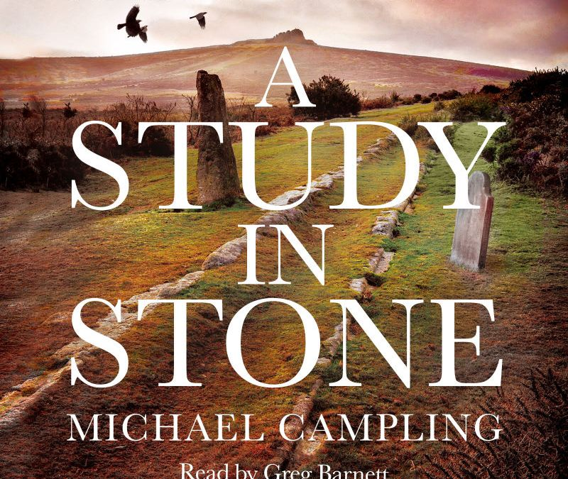 A Study in Stone – Audiobook Offer