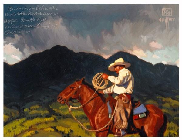 Western Cowgirl Art Prints
