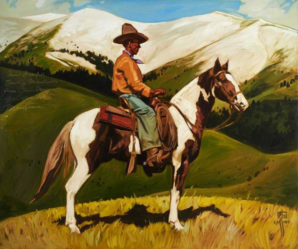 Native American Artist Michael Cassidy