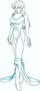 Costume SciFi