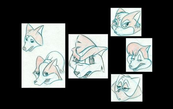 Krstal Head Concepts