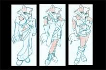 Krystal costumes 1