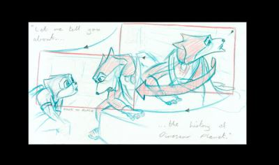Randorn storyboard 1