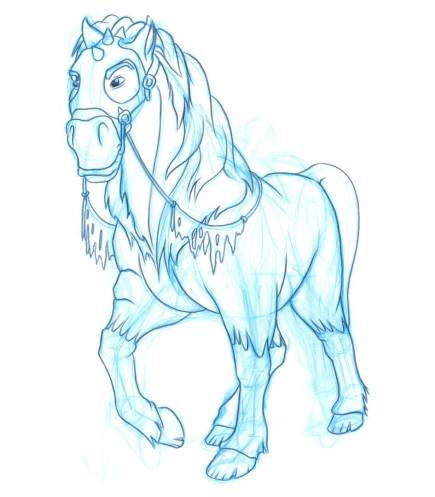 Kameo-Horse
