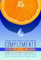 Complements exhibition, Treasure Valley Artists Alliance