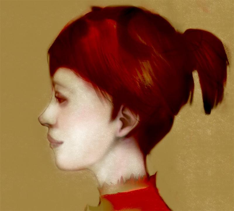 Crimson Julie