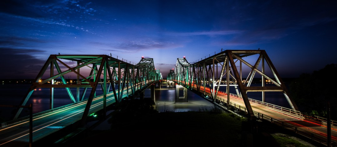 Architectural, Drone Photography, Natchez MS