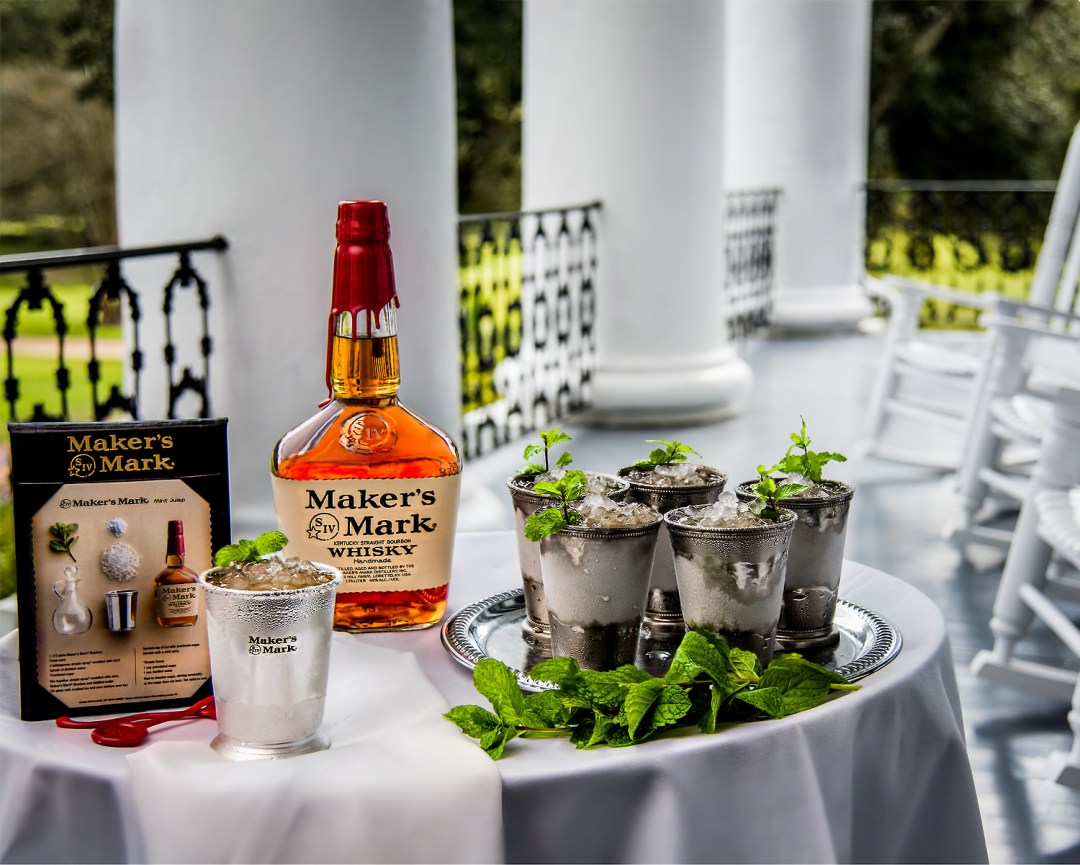 Portrait & Wedding Photographer in Natchez. Commercial Photography - Beverage Photography - for Maker's Mark Bourbon of Kentucky.