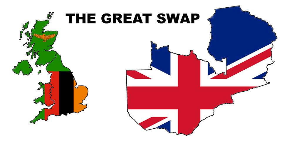 The Great Swap - Zambia and the UK